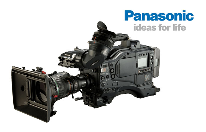 PANASONIC at NAB 2008 : P2 Varicam