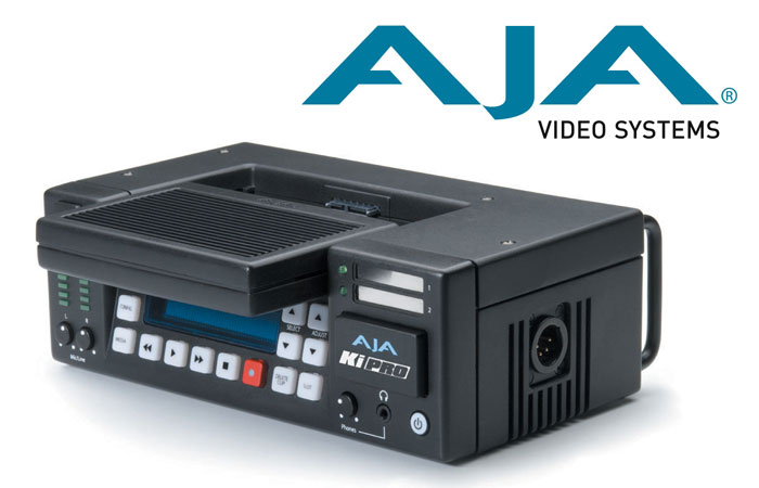 EPISODE 11:  AJA VIDEO SYSTEMS