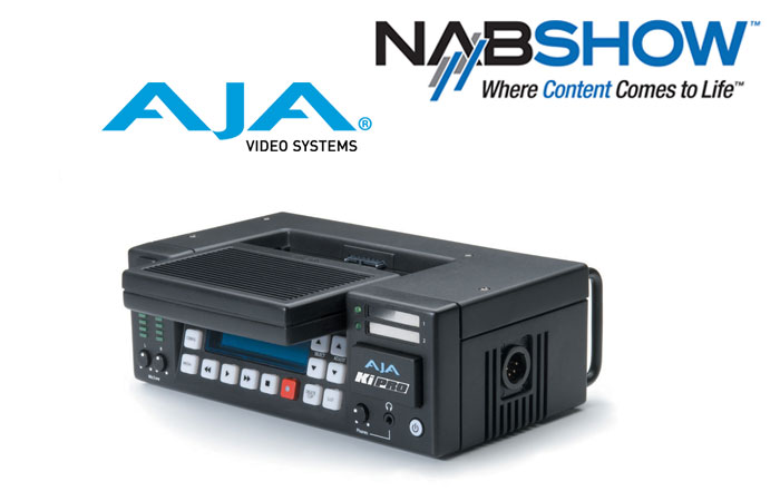 AJA Video Systems at NAB 2010