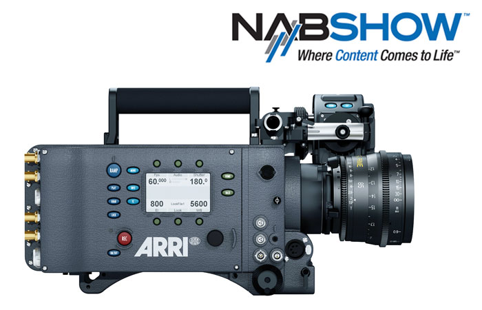 ARRI ALEXA CAMERA at NAB 2010 : Part 1