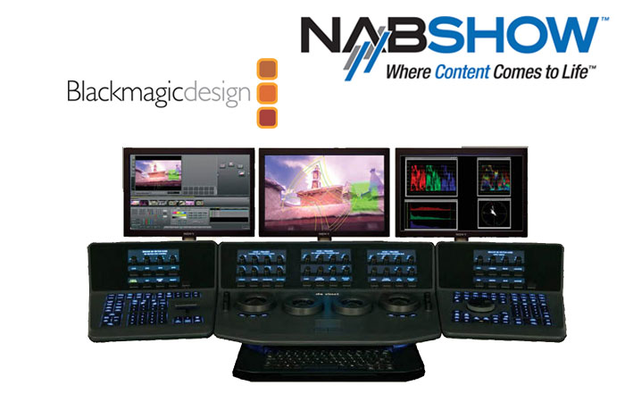 BlackMagic Design at NAB 2010