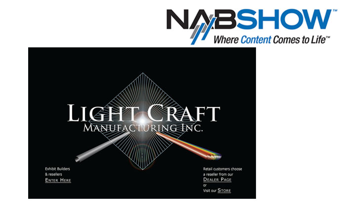 LightCraft at NAB 2010 : Part 1