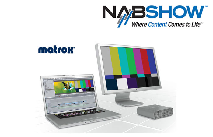 MATROX at NAB 2010