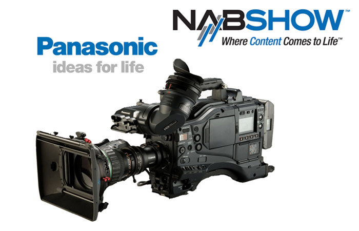 PANASONIC at NAB 2009 Part 1