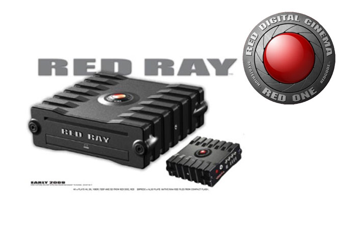 RED REDRAY Prototype