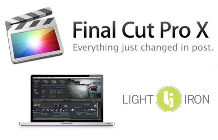final cut pro x how to organize media